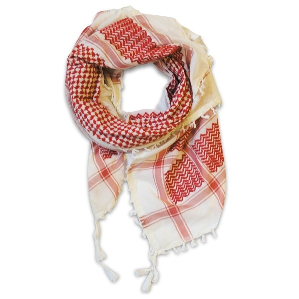 Shemagh, still a great fashion accessory for Men and Women