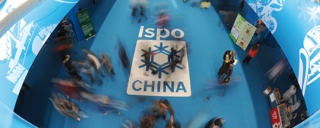 ISPO BEIJING Tradeshow 2012