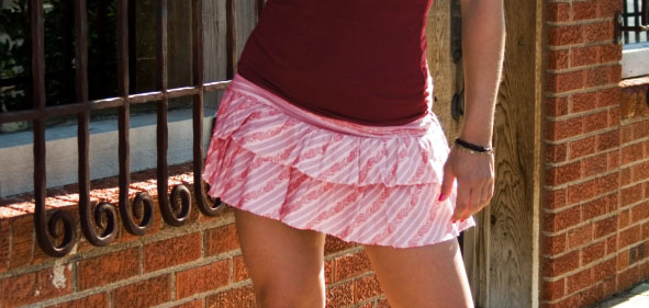 Fight the heat with Frill Skirts