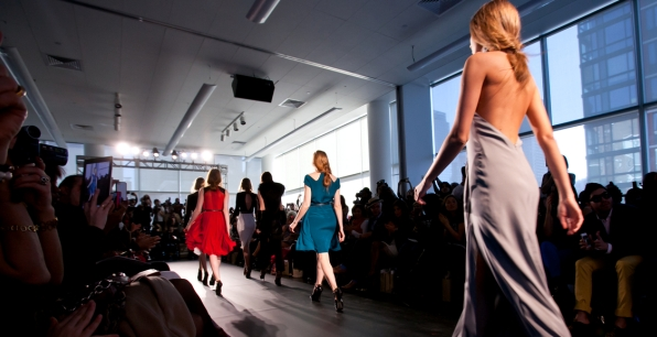 Nolcha Fashion Week showcasing designers in New York
