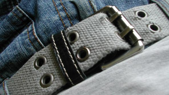 Cotton belts have become a fashion statement