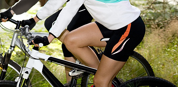 Fabrics for the Cycling Shorts