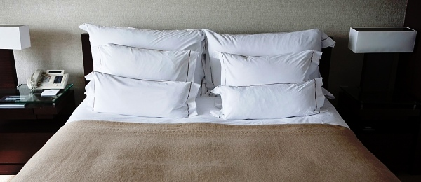 Egyptians Cotton bed sheets, safe choice for hotels