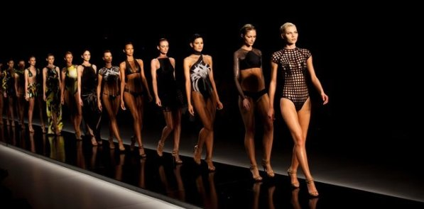 Bountiful Bikinis at World Fashion Week in Rio