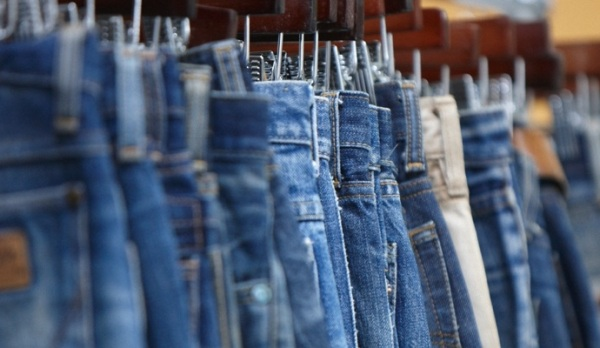 The diversity in Jeans, the magic of denim shades