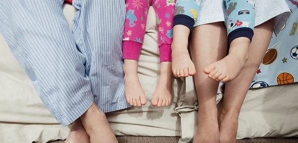 Pyjamas offer a mix of comfort and style for all in the family