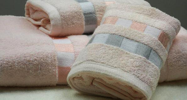 Make a brand new towel more water absorbent