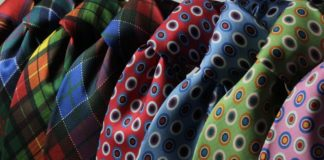 sewing Neckties